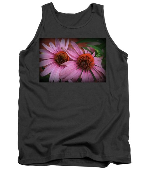 Summer Beauties - Coneflowers Tank Top
