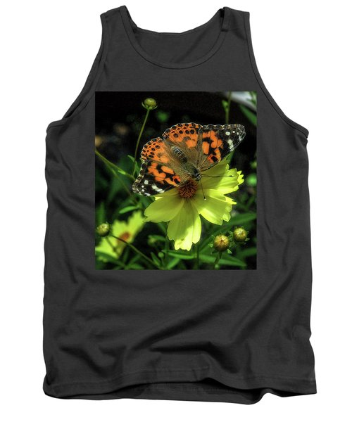 Tank Top featuring the photograph Summer Beauty by Bruce Carpenter