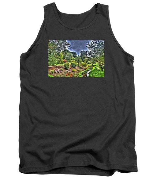 Summer Blarney Garden Tank Top