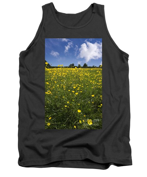 Summer Buttercups Tank Top