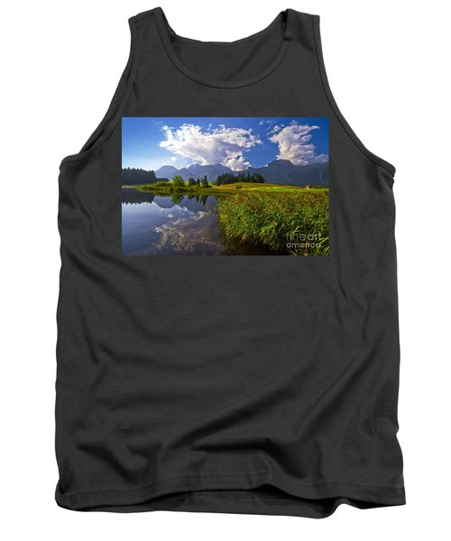 Summer Day Tank Top by Sabine Jacobs
