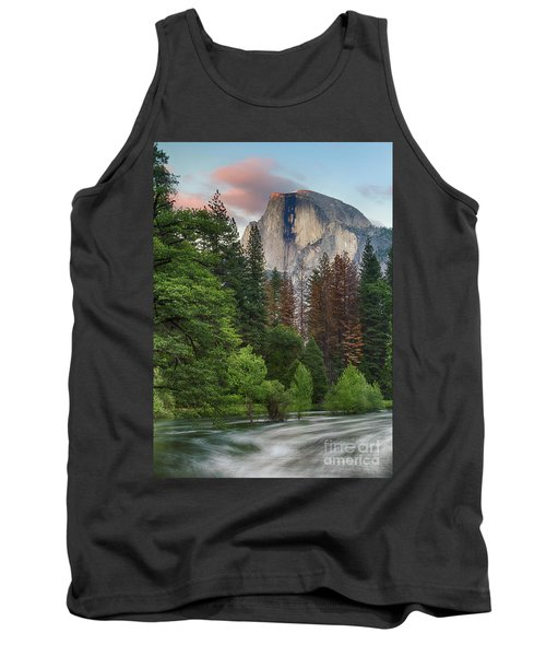 Summer Half Dome  Tank Top