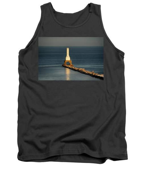 Summer Lighthouse Tank Top