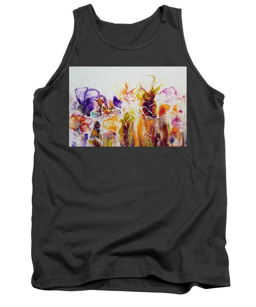 Summer Splendor  Tank Top