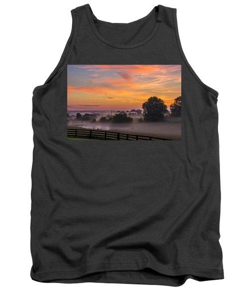 Summer Sunrise Tank Top