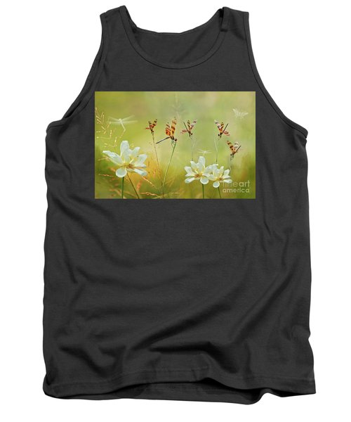 Tank Top featuring the photograph Summer Symphony by Bonnie Barry