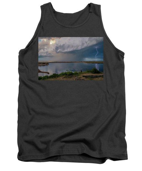 Summer Thunderstorm Tank Top