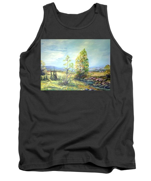Summer Time Tank Top by Dorothy Maier