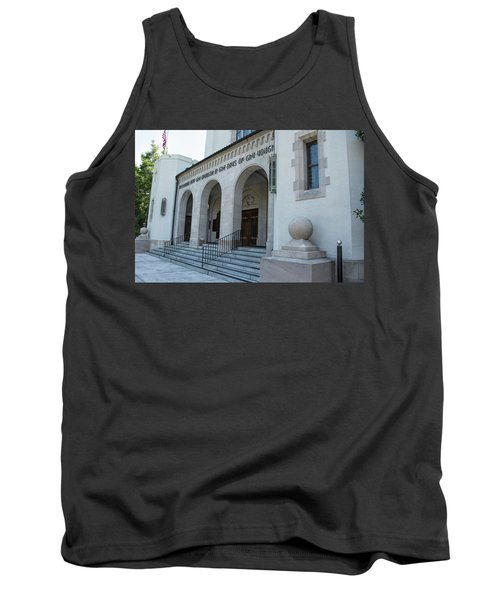 Summerall Chapel II Tank Top