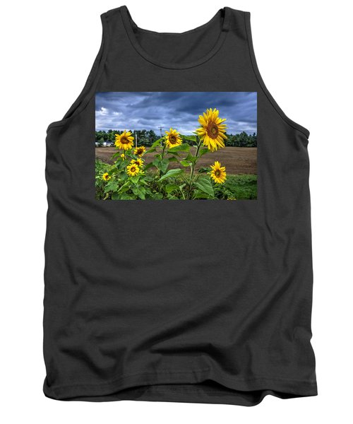 Summers Over Tank Top by John Nielsen