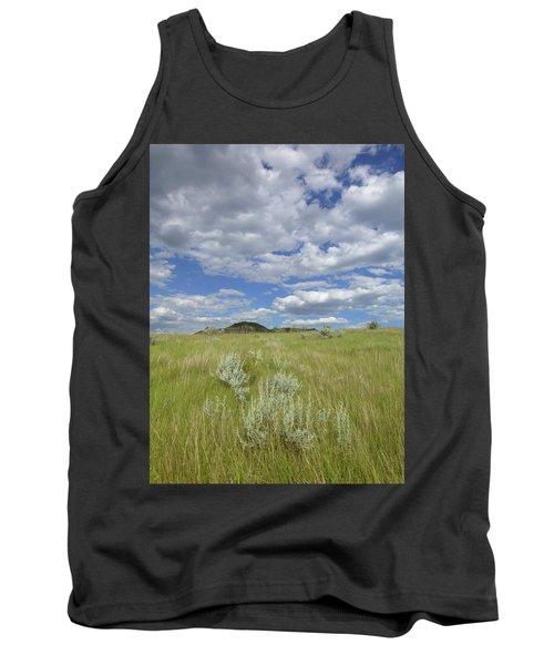Summertime On The Prairie Tank Top
