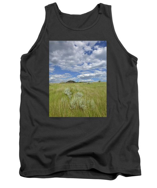 Summertime On The Prairie Tank Top