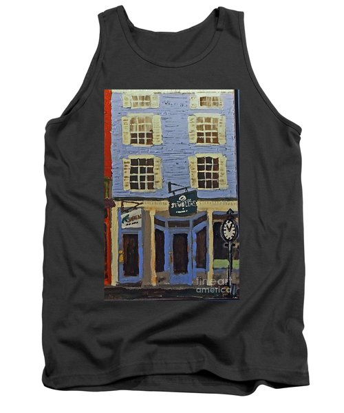 Summerwind Jewelers Tank Top