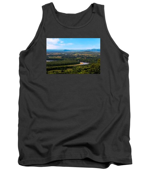 Summit House View Tank Top