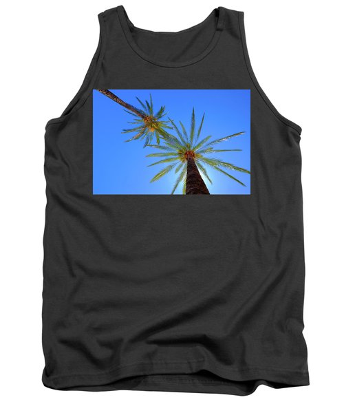 Sun Bed View Tank Top
