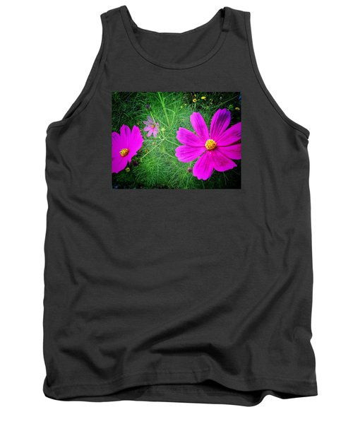 Tank Top featuring the photograph Sun-drenched by Olivier Calas
