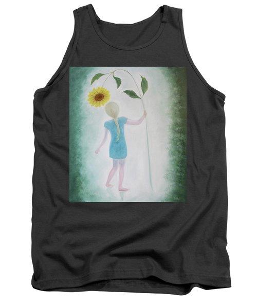 Sun Flower Dance Tank Top