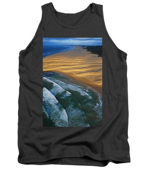 Sun Rise Coast  Tank Top