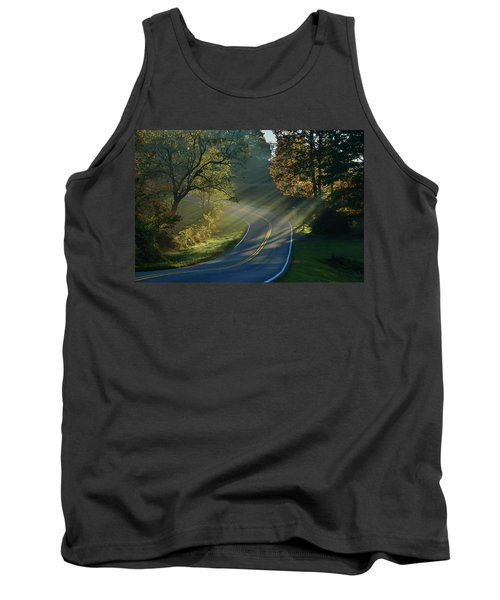 Sun-up On Conners Grove Tank Top