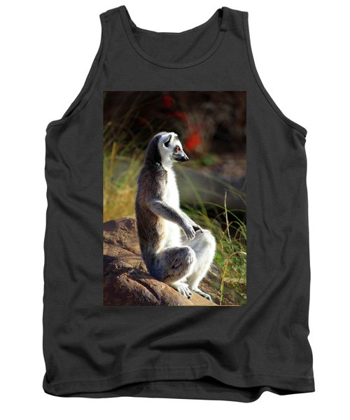 Sunbathing Tank Top by Inspirational Photo Creations Audrey Woods