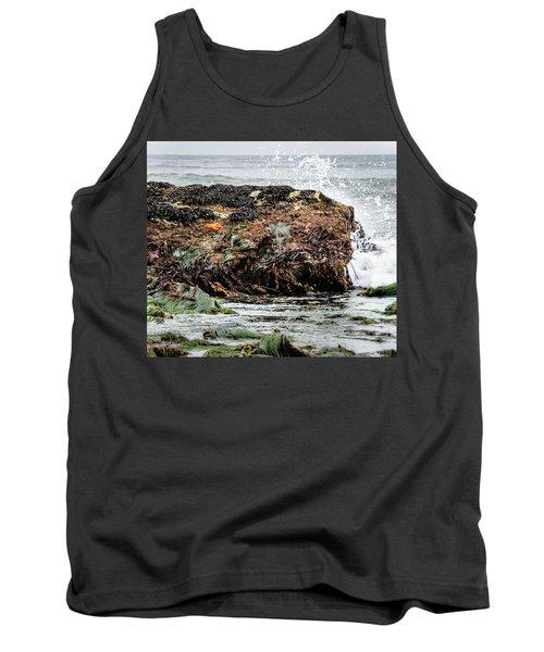 Sunbathing Starfish Tank Top