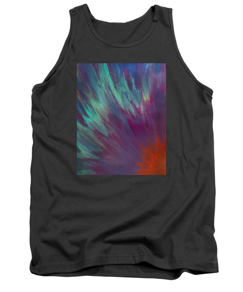 Sunburst Aura Tank Top