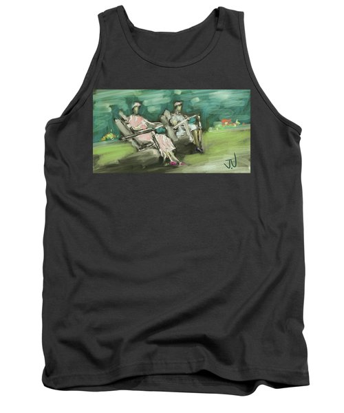 Sunday Afternoon Tea Tank Top