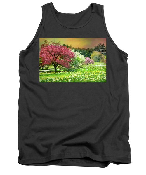 Tank Top featuring the photograph Sunday My Day by Diana Angstadt