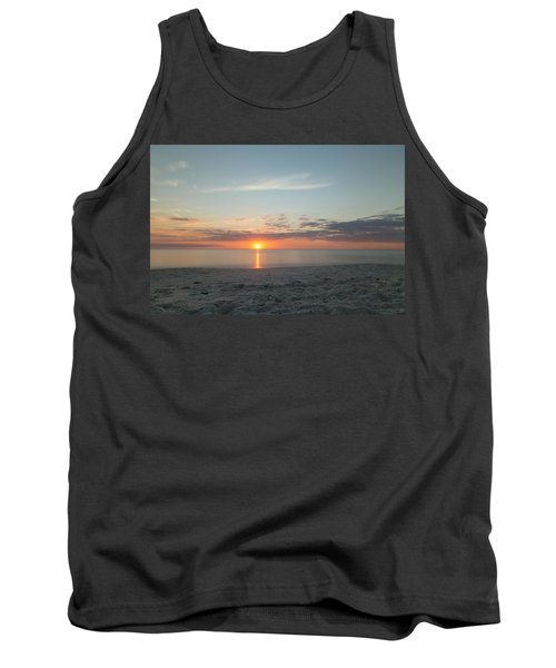 Sundown Tank Top by Christopher L Thomley