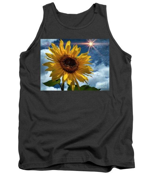 Sunflower Brilliance II Tank Top