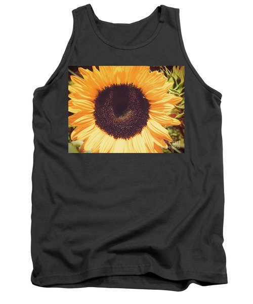 Sunflower Tank Top by Scott and Dixie Wiley