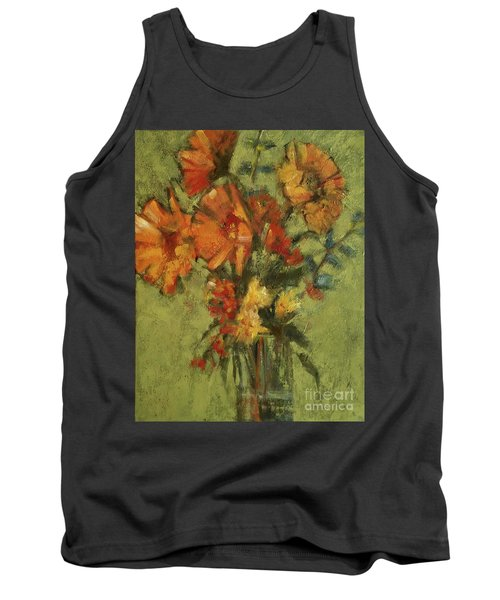Sunflowers For Sunday Tank Top