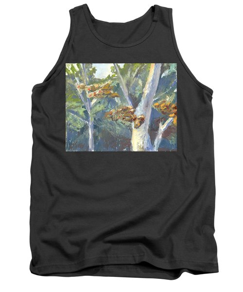 Sunlight And Sycamores Tank Top