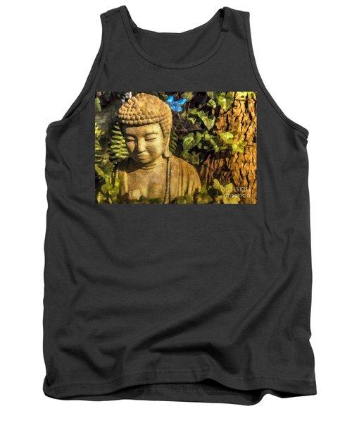 Sunlit Buddha 2015 Tank Top