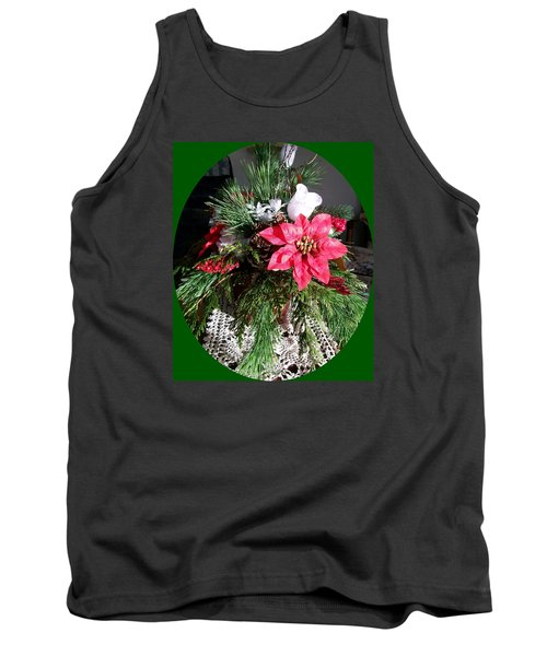 Tank Top featuring the photograph Sunlit Centerpiece by Sharon Duguay