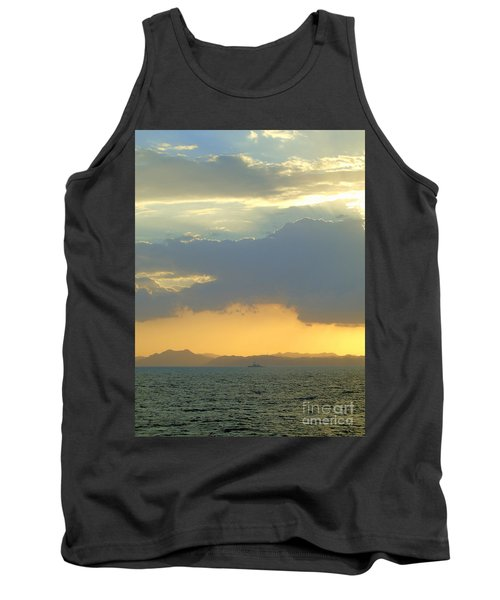 Sunrise After The Typhoon Tank Top