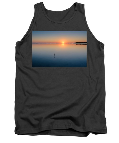 Sunrise Along The Pinellas Byway Tank Top