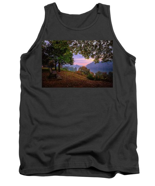 Sunrise At River Rd  Tank Top