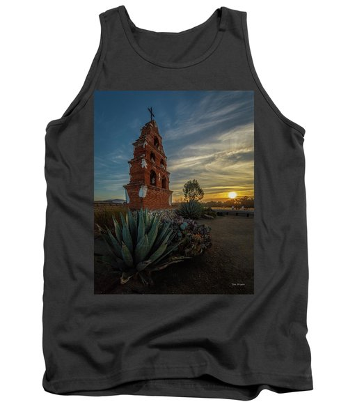 Sunrise At San Miguel Tank Top
