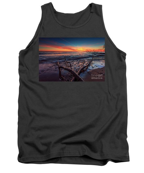 Sunrise Crossing  Tank Top