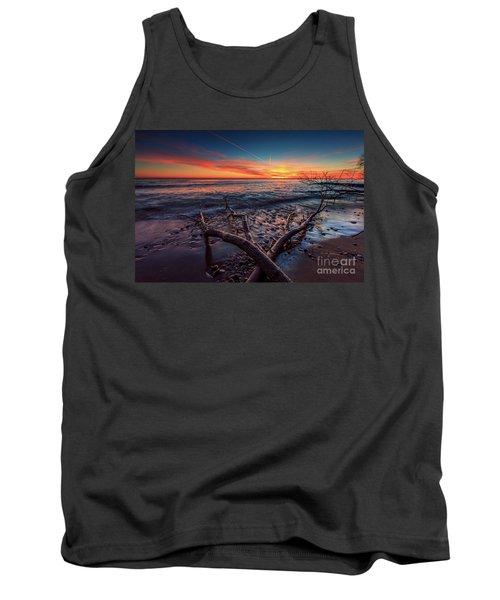 Sunrise Crossing  Tank Top
