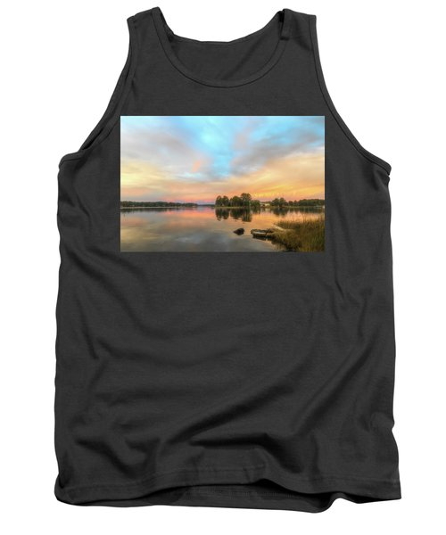 Sunrise, From The West Tank Top