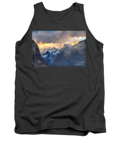 Sunrise Half Dome Tank Top