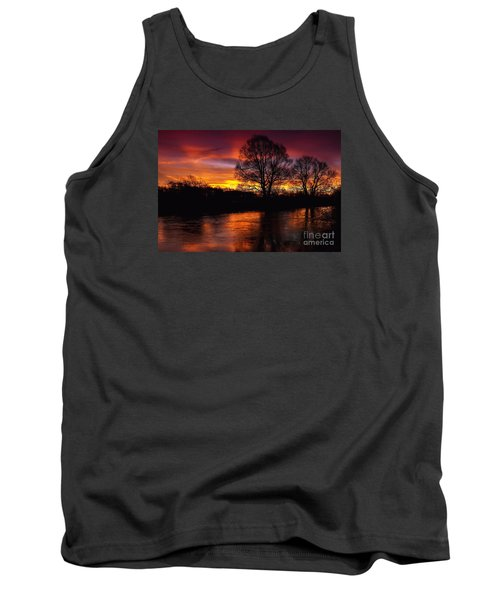 Sunrise II Tank Top by Franziskus Pfleghart