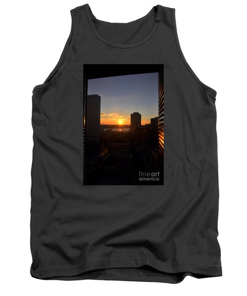 Sunrise In New Orleans Tank Top