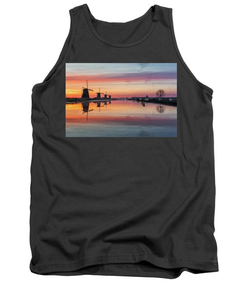 Sunrise Kinderdijk Tank Top