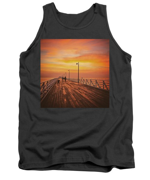 Sunrise Lovers Tank Top