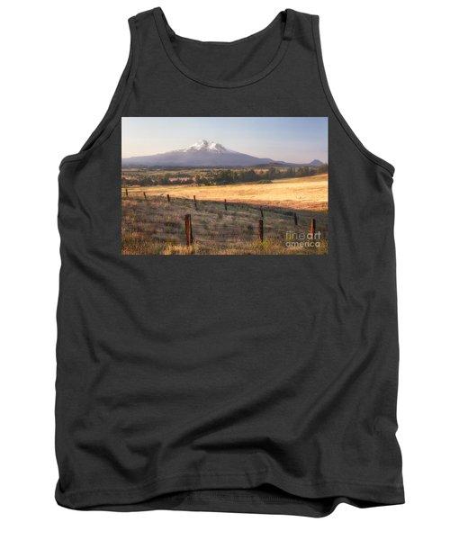 Sunrise Mount Shasta Tank Top