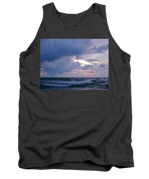 Sunrise On The Atlantic Tank Top