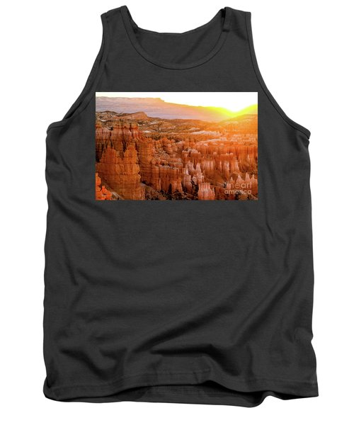 Sunrise Over Bryce Canyon Tank Top